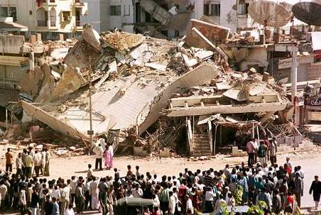 Gujarat Earthquake 2001