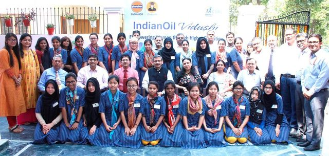 Indian Oil CSR project Vidushi