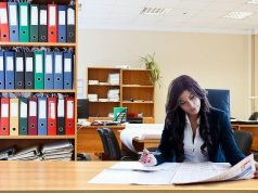 businesswoman - tech mahindra collab