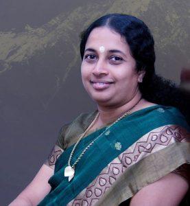 Dr. Maneesha Sudheer, Amrita Vishwa Vidyapeetham