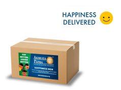 Happiness kits from Akshaya Patra