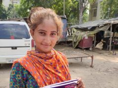 Raho Safe distributes free Sanitary Pads