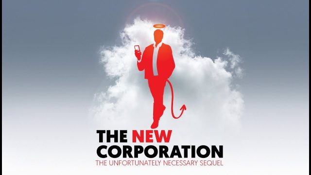 The new corporation poster