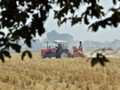 Agriculture for Food Security in India