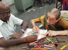 Art & Craft sessions by Adhata Trust