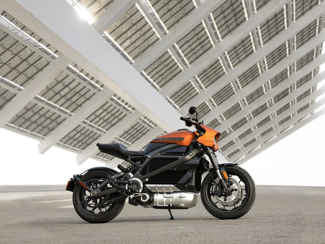 Livewire is Harley Davidson's first electric vehicle