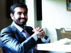 Hotelier Keshav Suri is among the most prominent Indian LGBT activists