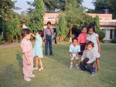 Kids of SOS Children's Villages India