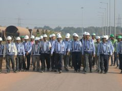 NTPC- Forbes best employer list
