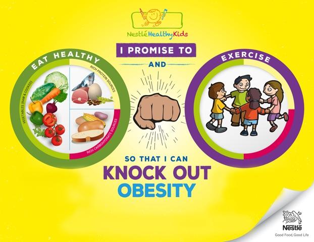 Nestle CSR Healthy Kids Programme
