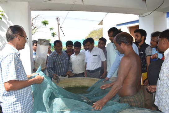 Open Source Fisheries programme by Tata Trusts