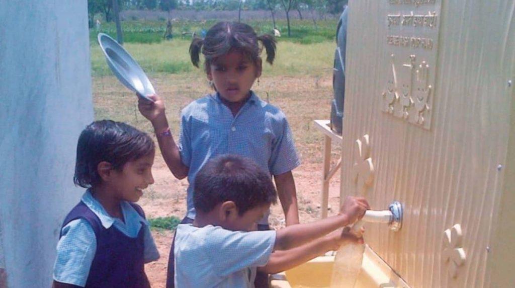 Swachh Bharat: Swachh Vidyalaya CSR initiative