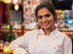 chef Maneet Chauhan - American India Foundation