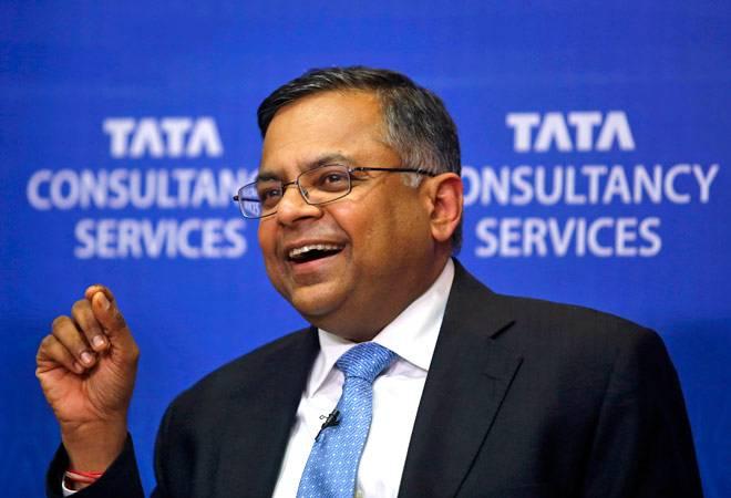 TCS chairman N chandrasekaran - TCS in India