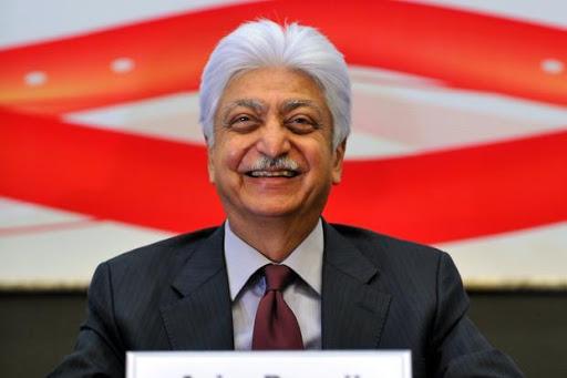 Azim Premji - top philanthropists