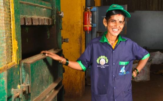 CocaCola India CSR Safai Saathi