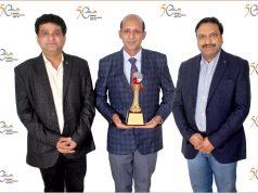 Jindal Stainless (Hisar) Limited at the Global Environment Awards