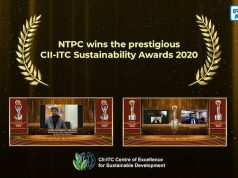 NTPC CII-ITC Sustainability Awards