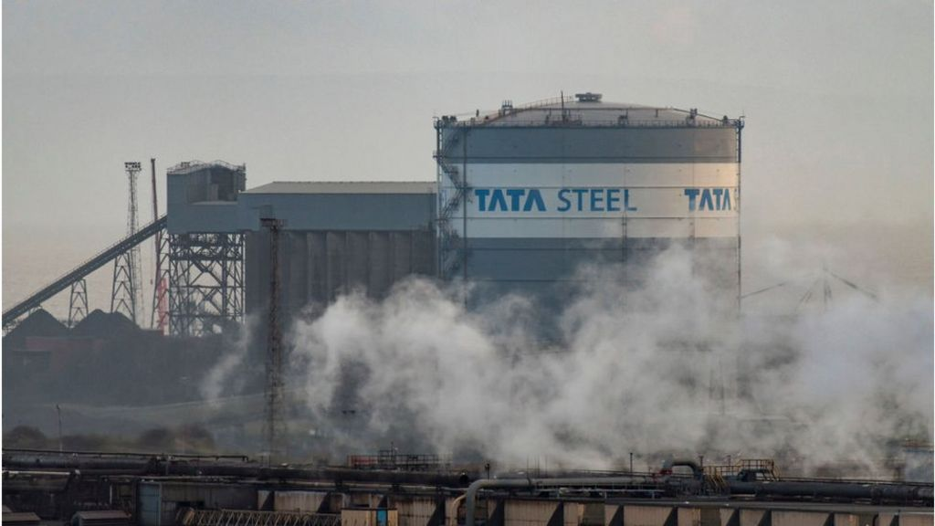 Tata Steel News