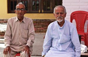 Elderly persons in India