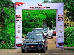 Mahindra Group road safety