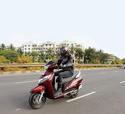 Road Safety - Honda 2Wheelers
