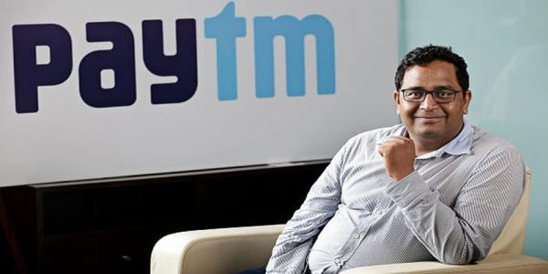 Vijay Shekhar Sharma, Founder, Paytm