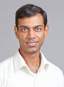 Prakash Arunkundrum, Logitech