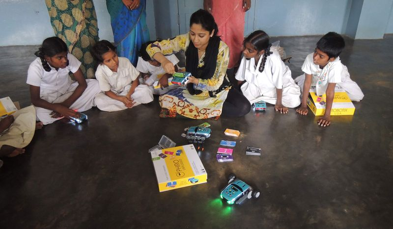 Aditi Prasad - women and girls in science