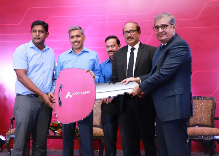 Axis CSR Swachh Bharat