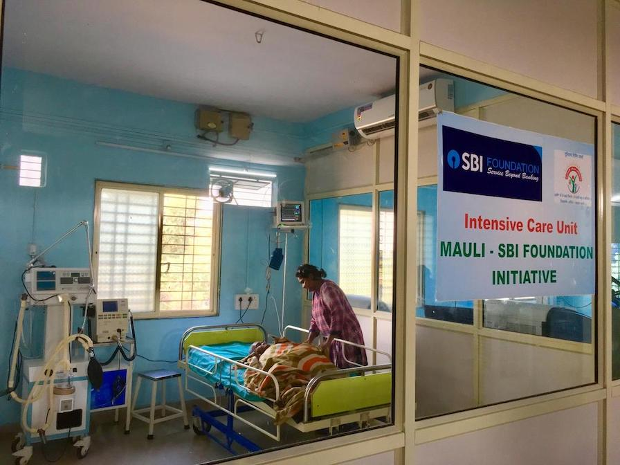 Mauli Seva Pratishthan - SBI Foundation