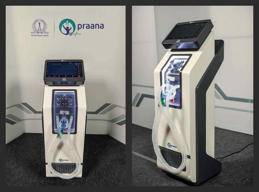 Project Praana - SBI Foundation