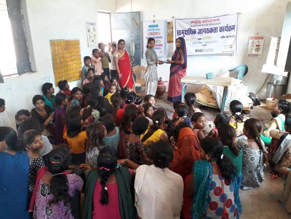 SBI Foundation - Project Samriddhi