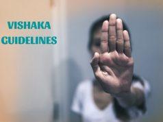 Vishakha Guidelines - SC Against Discrimination