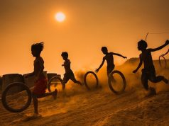 Race Around India