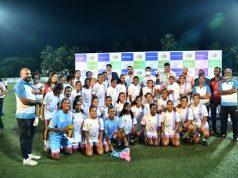 Vedanta women's football league