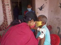 Childfund India Corona vaccination