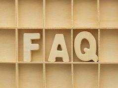FAQ on latest amendments