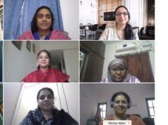 IBM India volunteer