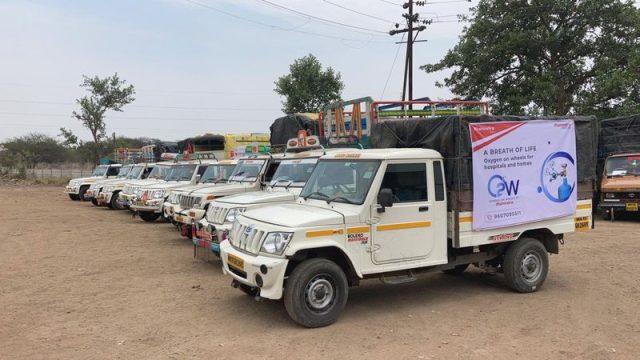 Mahindra Logistics O2W