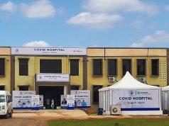 Deogarh Covid Hospital
