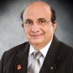 Mr Ashok Mahajan, Chairman, Rotary India's COVID Task Force
