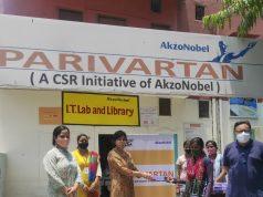 AkzoNobel India team