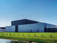 Facebook data centre in Denmark