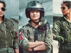 women fighter pilots - Air Force Day