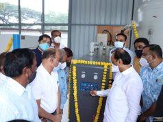 Mahindra Group Donates Oxygen Plant