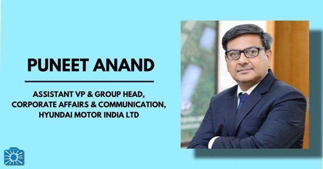 Puneet Anand - Hyundai