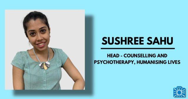 Sushree Sahu - Humanising Lives