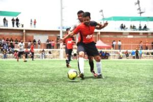Aon-CRY Soccer for Child Rights