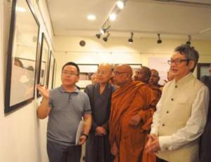 Chinese Buddhist Cultural Heritage Photo Exhibition